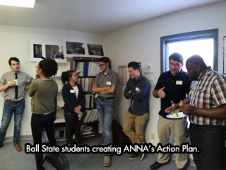 BSU Creating ANNA Action Plan